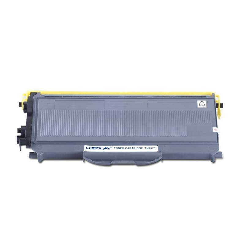 140g 2600 Pages Toner Cartridge Tn2125