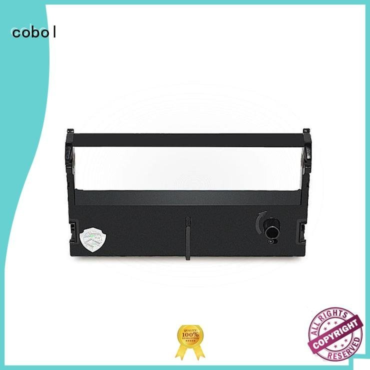 Quality COBOL Brand zebra label printer ribbon ribbon