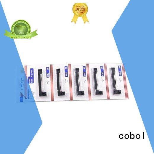 Hot zebra label printer ribbon kxp1121 COBOL Brand