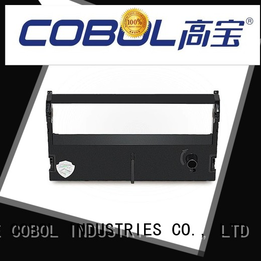 COBOL Brand erc39 printer thermal ribbon printer manufacture