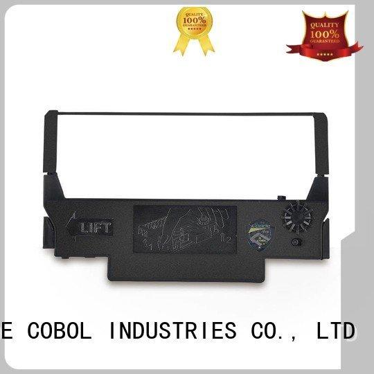 ribbon Quality COBOL Brand zebra label printer ribbon printer
