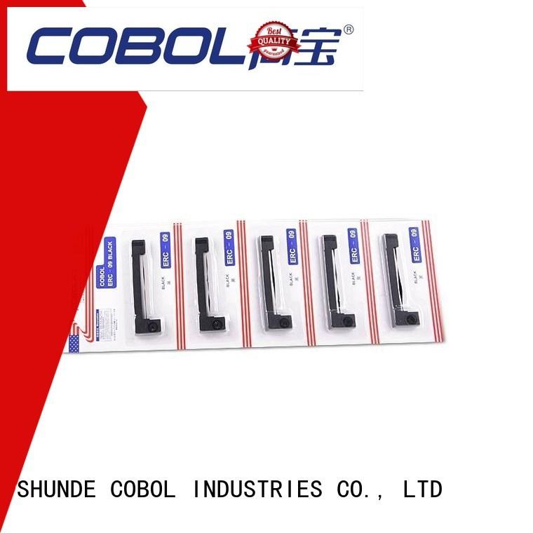 zebra label printer ribbon ribbon erc39 COBOL Brand thermal ribbon printer