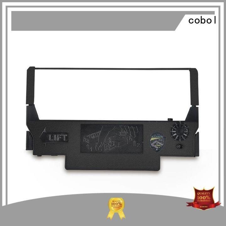pr3 sp700 zebra label printer ribbon COBOL Brand
