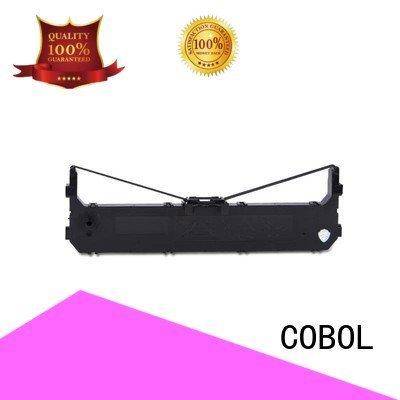 zebra label printer ribbon kxp1131 COBOL Brand thermal ribbon printer