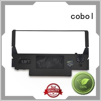 pr2 ribbon COBOL Brand thermal ribbon printer