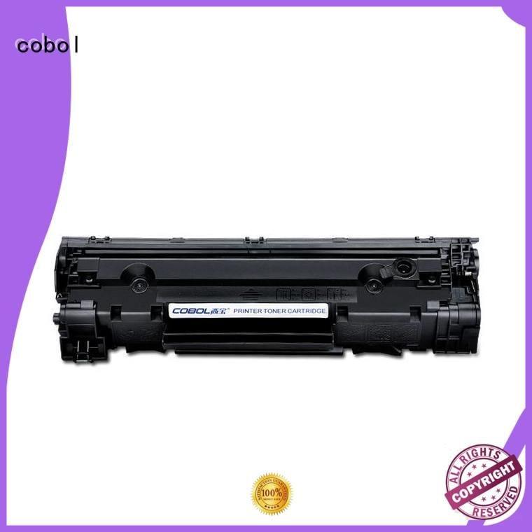 COBOL e16 tn2125 388a copier toner cartridges 436a