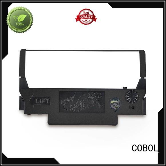 pr3 lq300 erc30 COBOL Brand thermal ribbon printer supplier